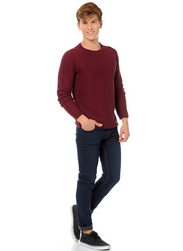 Jack & Jones Kazak Bordo
